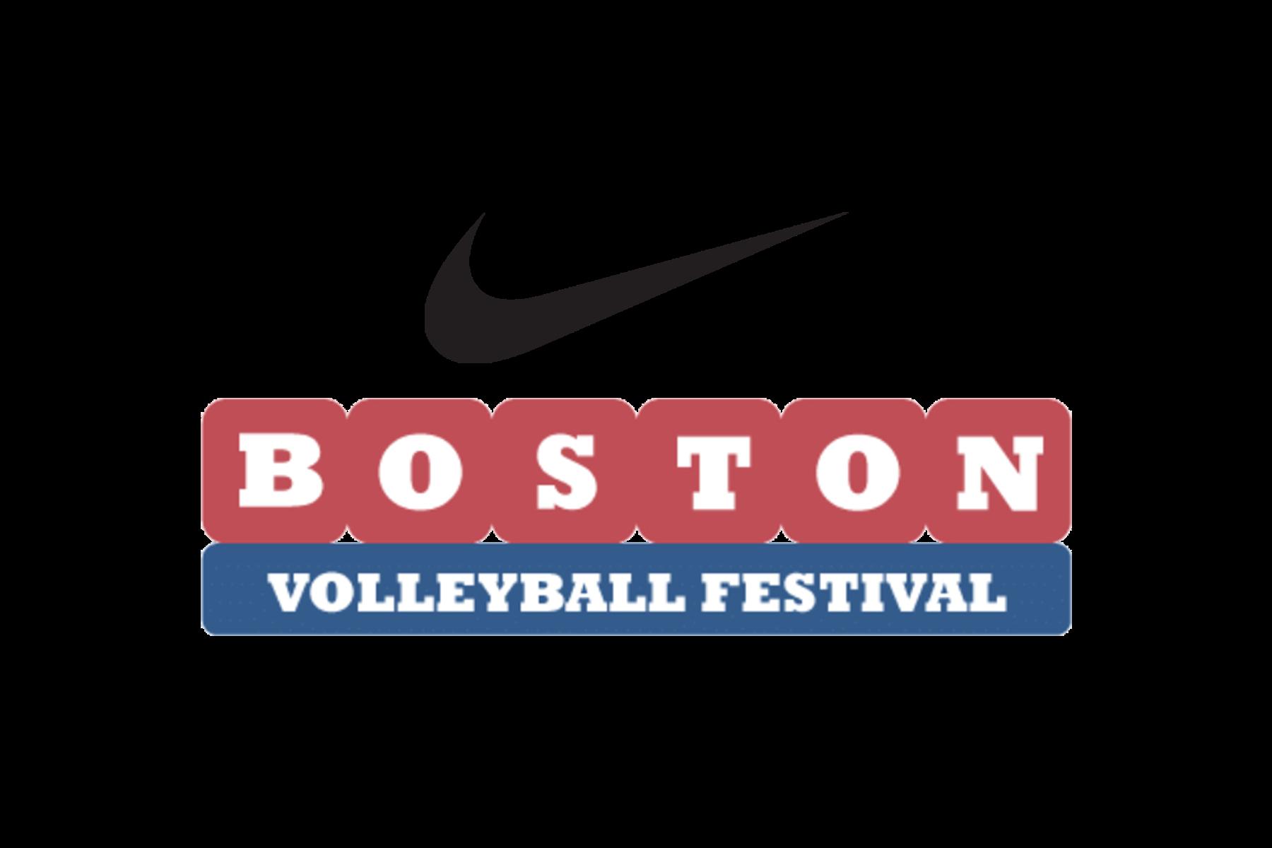Nike Boston Logo - Swoosh